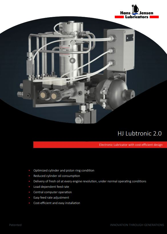 HJ Lubtronic 2.0 Brochure