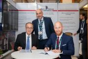 Hans Jensen Lubricators A/S and MIE Services Ltd. sign agreement